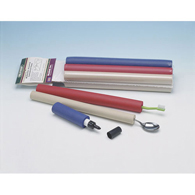 Ableware 766900183 Closed-Cell Foam Tubing by Maddak-Tan