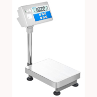 Adam Equipment BKT Bench and Floor Scale-330 lb Capacity