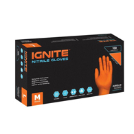 Aurelia Ignite Heavy Duty Nitrile Gloves-100/Pack