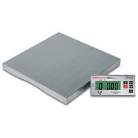 Detecto PZ Stainless Steel Scale w/ Wireless Display & Touchless Tare