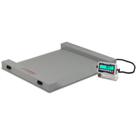Detecto RW Run-A-Weigh Portable Floor Scales
