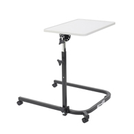 Drive Medical 13000 Pivot and Tilt Adjustable Overbed Table