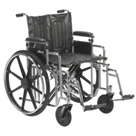 Drive Medical Sentra Extra Heavy Duty Wheelchair