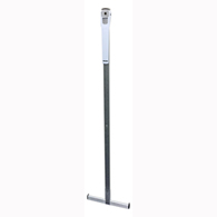 Health o meter 201HR-400 Telescopic Metal Height Rod for 400 Series Scales