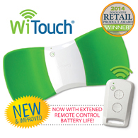 Hollywog WiTouch Wireless TENS Unit