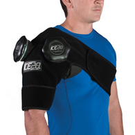 ICE20 Double Shoulder Ice Compression Therapy