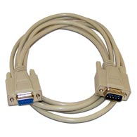 Ohaus 80500525 PC 9-Pin RS232 Cable