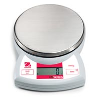 Ohaus CS5000P Portable Compact Scale w/ US Postal Chart-5000g Capacity