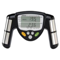Omron HBF-306C Hand Held Body Fat Analyzer