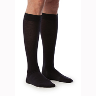 SIGVARIS 192C 15-20 mmHg Mens All-Season Merino Wool Sock