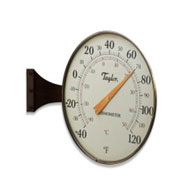"Taylor 480BZ 8.5"" Dial Thermometer"