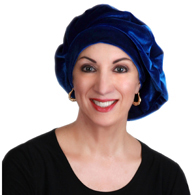 Turban Diva Designs 702 Ladies Velvet Beret