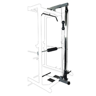 Valor Fitness BD-41L Lat Pull Attachment for BD-41 Power Cage