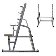 Valor Fitness BD-4 Safety Squat/Bench Combo Rack