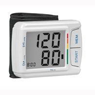 Veridian 01-540 SmartHeart Automatic Wrist Blood Pressure Monitor